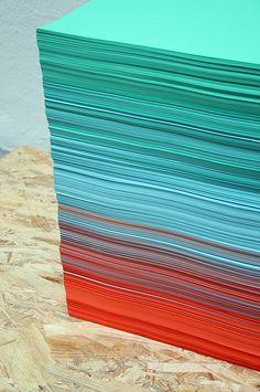 paper + gradient love