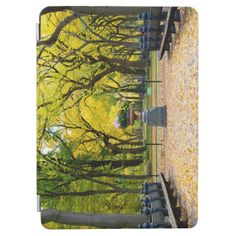 iPad Air cover - Central Park, New York City. Autumn is coming...prepare to spend some down time, family time, fun time, in Central Park.
