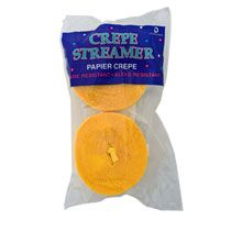 Bulk Buttercup Crepe Paper Streamers, 2-ct. Packs at DollarTree.com