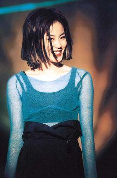 """fayewongfuzao: """" Faye Wong, 1994 """""""