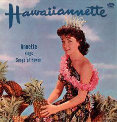 Annette Funicello.