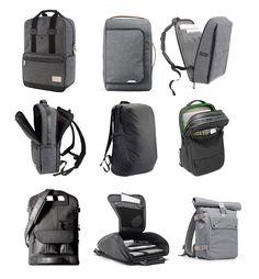 One of these, ultra functional/organised, yet classy/businesslike laptop rucksacks