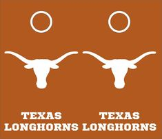 HALF SET Large Decals Texas Aggies Cornhole Decals Color Choice Decal Sticker Hub DIY Cornhole Board Building /& Decorating Ring Sticker