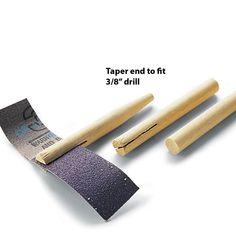 flap sander #woodworkingtools