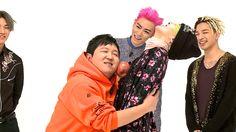 "Stills of Big Bang on ""Weekly Idol"" [PHOTO] - bigbangupdates"