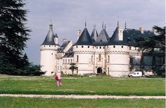 Loire River Valley, Chaumont Chateau by m. muraskin-france, via Flickr.
