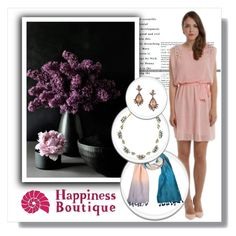 """""""Happiness Boutique"""" by fashion-all-around ❤ liked on Polyvore featuring Mode und vintage"""
