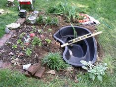 Are small pond liners