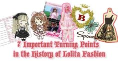 A Lolita Fashion and lifestyle blog. All about Gothic Lolita, Classic Lolita, Sweet Lolita, and other Japanese and other alternative fashion trends!