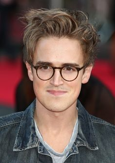 Pin for Later: 26 Times British Celebs Looked Gorgeous in Glasses Tom Fletcher