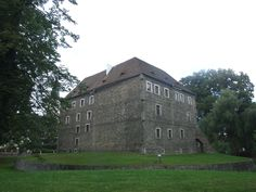 Jeseník, watter manor hause (distr.city, north Moravia)