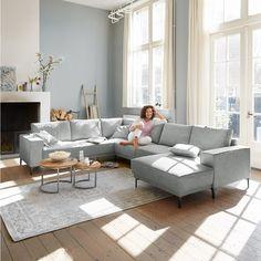 Profijt Meubel Ecksofa Calira - Hints for Women Living Room, Furniture, Room, Home Living Room, Modern Farmhouse Living Room, Home Decor, Interior Design Living Room, Interior Design, Home And Living