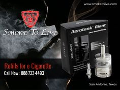 At Smoke to live USA, we carry a wide selection of e-cigarette starter kits, atomizers, batteries, catromizers and other accessories for a variety of today's most popular electronic cigarette models.