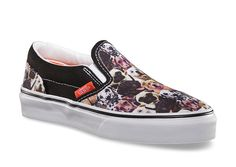 the Vans X ASPCA collection is a collaboration designed to bring attention to animal abuse and the great work the ASPCA has done.