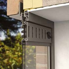 Window ventilators & demand-controlled ventilation