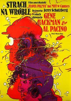 The Scarecrow Strach na wroble Swierzy Waldemar Polish Poster
