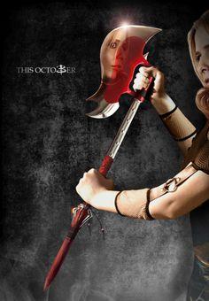 Buffy's poster - buffy-the-vampire-slayer Photo