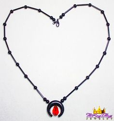 5-5. Angel's Teardrop Swarovski High Jewelry Runway Necklace 1 Our new runway jewelry on ETSY: https://www.etsy.com/shop/TheKingsThings