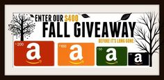 The Kindle Book Review is giving away $400 Amazon Giftcards. #amazon #giftcard