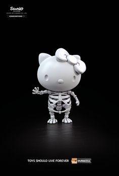 Duracell :: Hello Kitty