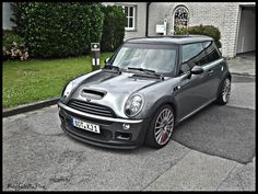 2012 mini cooper s Grill | this is how the cars looks during winter 2012: