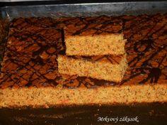 Fotorecept: Mrkvový hrnčekový koláč