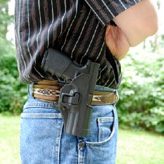 The presence of a single, nonviolent citizen openly carrying a firearm is sufficient to cause panic in people habituated to the evil idea that only state functionaries should be armed.
