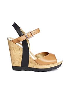 Sam Edelman Karina Wedge Sandals