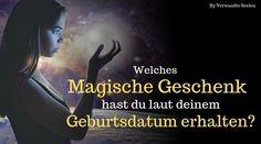 Welches magische Geschenk hast du laut deinem Geburtsdatum erhalten Wicca, Chakra, Diy And Crafts, Meditation, Movie Posters, Tarot, Religion, Baby, Magick