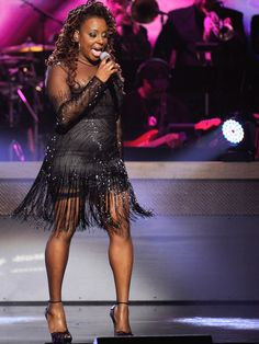 Grammy-nominated singer Ledisi pulls no punches when talking about a failed relationship. She says it even became the inspiration of her latest album.