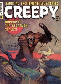 Cover for Creepy (1964 series) #11