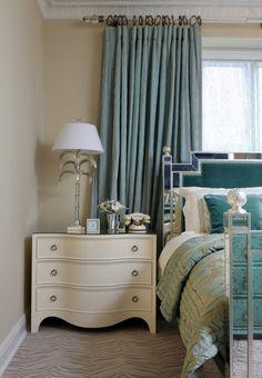 Jessica-lagrange-interiors Art Deco Pied-a-Terre Bedroom