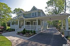 Brightwaters! Stunning, Vintage Colonial with Modern Amenities