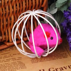 Pet Cat toy toys Lovely Kitten Gift Funny Play Toys Mouse Ball Best Gift gato