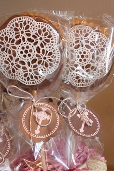 Vintage/ Shabby Chic First Communion Party Ideas | Photo 2 of 48 | Catch My Party