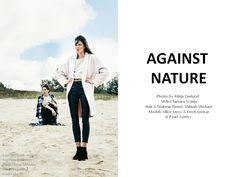 WOW Berlin Magazin Fashion Editor, Fashion Stylist, Editorial Fashion, Art Director, Nature Photos, Berlin, Solar, Stylists, Hair Makeup