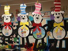Mrs. Jump's Dr. Seuss activities - so cute!
