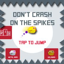 Don't Touch the Spikes source code clone for iOS on sale on AppsFresh at https://www.appsfresh.com/products/dont-touch-the-spikes-source-code-for-ios Includes: Works on all iPhones and all iPads (retina and non retina) Has Chartboost interstitial ad, revmob interstitial ad, and admob ad banner. Made for reskinning, use the least amount of images possible Trailing animation behind character Smoke effect animation on death