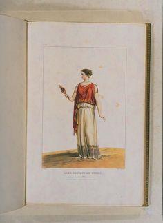 Costumes historiques de ville ou de théâtre et travestissemens - Historical Costumes of Town or Theater and Fancy Dress - Achille Devéria - Page 57