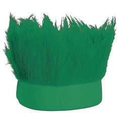 Green School Color Fur Headbands