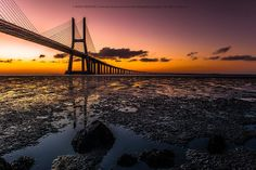 Fotografos para conocer Portugal: Nuno Trindade.   Turismo en Portugal Ponte Vasco de Gama, Lisboa.