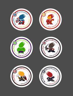 AIESEC Eddie Avengers + 6 Values