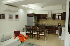 Luxurious 1 BHK Furnished Apartment Saket, South Delhi.  Call Us Today ! +91 9582 33 646 or e-mail us at info@stallen.co.in
