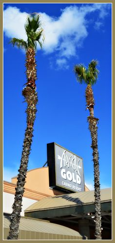 Blue skies and a perfect climate make the Apache Gold Casino & Resort a perfect High Desert destination.