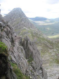 Bristly Ridge- Snowdonia