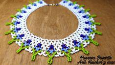 Bead Jewellery, Beaded Jewelry, Beaded Necklace, Necklaces, Colorful Rangoli Designs, Bead Loom Bracelets, Paper Beads, Beading Tutorials, Loom Beading