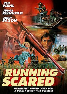 RUNNING SCARED DVD (KINO LORBER)