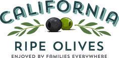 California Ripe Olives, Enjoyed By Families Everywherer
