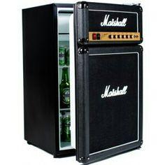 Versterker - koelkast