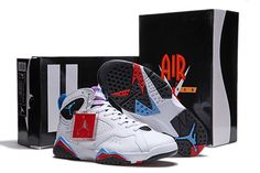 40dec6f48d838f Air Jordan 7 Olympic Retro For the Love of the Game White Red Gold